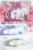 Queensgeld royalty-vrije stock afbeelding