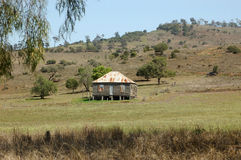 Queensland farmhouse Royalty Free Stock Photography