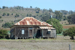 Queensland farmhouse Royalty Free Stock Photo