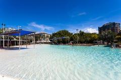 Queensland kopów miasto Fotografia Royalty Free