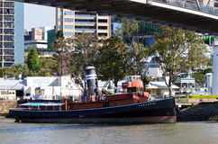 Queensland Maritime Museum in Brisbane Royalty Free Stock Images