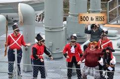 Queensland maritimt museum i Brisbane Royaltyfri Foto
