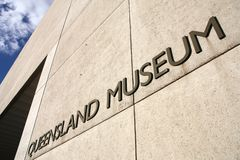 Queensland Museum Royalty Free Stock Images