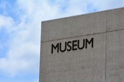 Queensland-Museum - Brisbane Australien Lizenzfreie Stockfotos