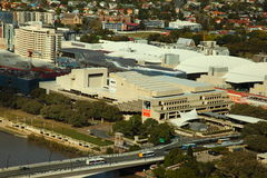 Queensland Performing Arts Centre QPAC stock photography