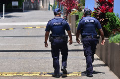 Queensland Police Service (QPS) -Australia Royalty Free Stock Images
