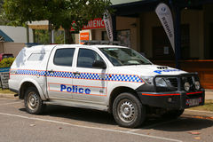 Queensland Police Service (QPS) - Car Stock Photography
