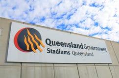 Queensland-Regierungs-Stadien Queensland Australien Stockfoto