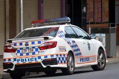 Queensland służba policyjna - Australia (QPS) Fotografia Royalty Free