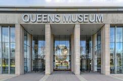 Queensmuseum - de Stad van New York royalty-vrije stock afbeelding