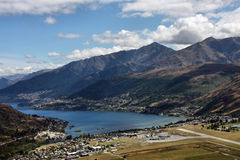 Queenstown Royalty Free Stock Images