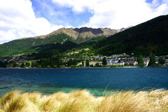 Queenstown (3). Beautiful Queenstown New Zealand, 200711 Stock Photos