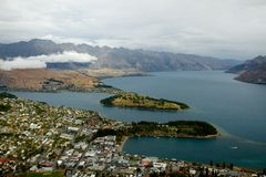 Queenstown Immagine Stock