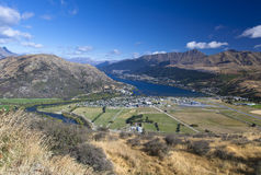 Queenstown Imagem de Stock Royalty Free