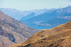 Queenstown Obrazy Royalty Free