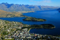 queenstown Royaltyfri Bild