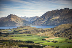 Queenstown Lizenzfreie Stockfotos