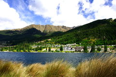 Queenstown. Beautiful Queenstown New Zealand, 200711 Royalty Free Stock Photography