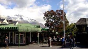 Queenstown Stockfoto