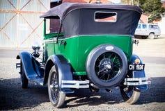 QUEENSTOWN, AFRIQUE DU SUD - 17 juin 2017 : Vintage T Ford modèle Ca Photographie stock