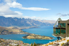 Queenstown from Bob's Peak Stock Photography