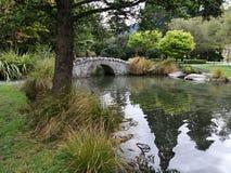 Queenstown-Gärten lizenzfreies stockfoto