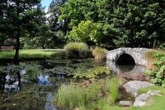 Queenstown Gardens Stock Images