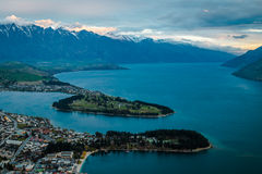 Queenstown Neuseeland Lizenzfreie Stockbilder