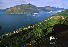 Queenstown, New Zealand Royalty Free Stock Images