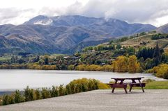 Queenstown, New Zealand Stock Photos