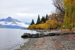 Queenstown, New Zealand Stock Image