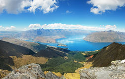 Queenstown, New Zealand Stock Photography