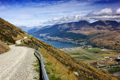 Queenstown Royalty Free Stock Image