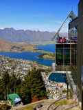 Queenstown, New Zealand Royalty Free Stock Photos