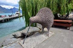 Queenstown New Zealand stock image