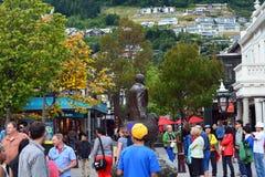 Queenstown New Zealand Stock Photos