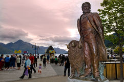 Queenstown New Zealand Royalty Free Stock Photos