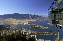 Queenstown - New Zealand Stock Photos