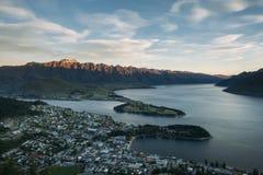 Queenstown, New Zealand Stock Image