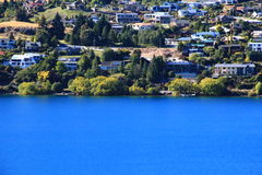 Queenstown, New Zealand Wakatipu scenery. Eastphoto, tukuchina,  Queenstown, New Zealand Wakatipu scenery Stock Images