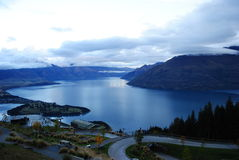 Queenstown Newzealand Royalty Free Stock Image
