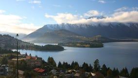 Queenstown, Nieuw Zeeland. Royalty-vrije Stock Fotografie
