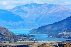 Queenstown Nieuw Zeeland royalty-vrije stock fotografie