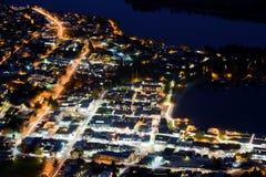 Queenstown, Nouvelle Zélande Images libres de droits