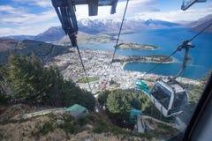 Queenstown, Nova Zelândia Imagem de Stock