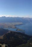 Queenstown, Nueva Zelandia Imagen de archivo libre de regalías