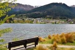 Queenstown, Nuova Zelanda immagine stock libera da diritti