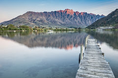 Queenstown, Nuova Zelanda Immagini Stock