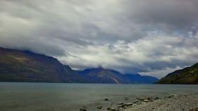 Queenstown Nya Zeeland stock video