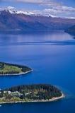 Queenstown NZ Nova Zelândia Foto de Stock